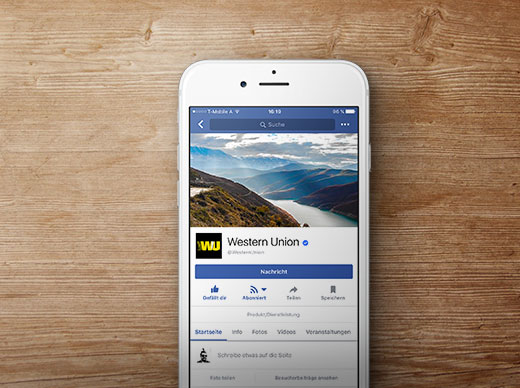 Bienvenue sur my wu france western union